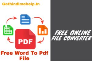 How to Convert any file to any format