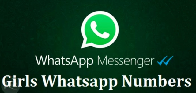 Girls Whatsapp Number List For Friendship